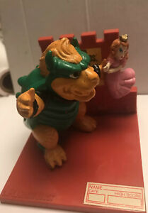 1988 Super Mario Bros. Nintendo high score Display Bowser & Princess Toadstool