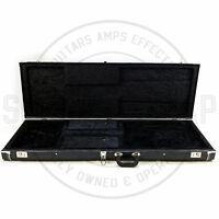 Pro Series Electric Bass Guitar Hard Case Fits: Fender Precision - Faulty Locks