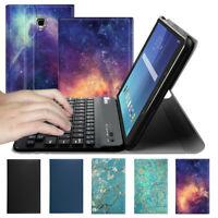 For Samsung Galaxy Tab A 8-inch SM-T380/T385 2017 Bluetooth Keyboard Case Cover