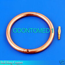Bull Ring Copper Veterinary Instruments