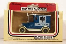 LLEDO ~ DAYS GONE ~ DG-6 ~ FORD MODEL T VAN ~ BARCLAYS ~ BLUE LETTERS