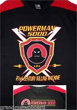 Powerman 5000 21st Century Killing Machine XL T-Shirt Jersey Drop the Bombshell