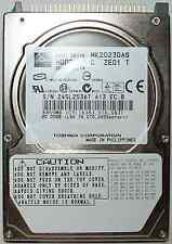 Toshiba MK2023GAS Hard Disk Drive