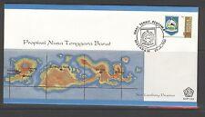 INDONESIA 1982 FDC SHP 121 NUSA TENGGARA BARAT  + BLANK