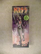 "KISS - ""Peter Criss"" Model Kit / New in Box 1998 Polar Lights Model#5052"