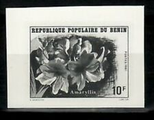 Never Hinged 1995 Flowers Topical Stamps Nature & Plants Benin 697-702 Unmounted Mint