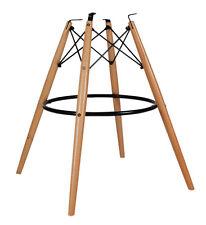 Dowel Bar / Counter Stool Chair Base for Herman Miller Eames Fiberglass Shells