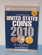 Handbook Of United States Coins Bluebook 67th Edition 2010 RS Yeoman Softcover