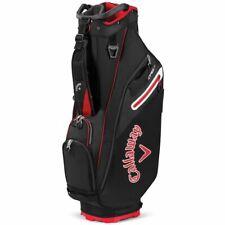 Callaway Org 7 Golf Cart Bag 2020 - Black/Red