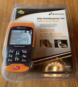 Actron CP9690 Elite Auto Scanner Kit (Enhanced OBD I & OBD II Scan Tool)