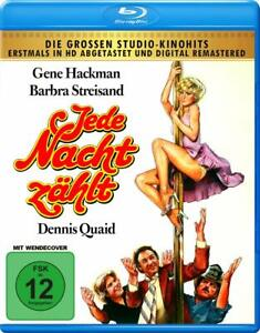 Jede Nacht zählt [Blu-ray/NEU/OVP] Gene Hackman, Barbra Streisand, Diane Ladd