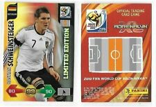 PANINI  ADRENALYN  FIFA WORLD CUP SOUTH AFRICA  2010 LIMITED EDITION