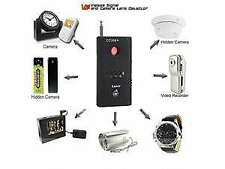 Zs- Rilevatore Professionale Microspie Cimici Spy GSM E Microtelecamere CC308+