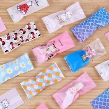 Mini Candy Wrappers Packaging Bags Cute Design Gift Pouch Plastic Bag 100pcs/lot