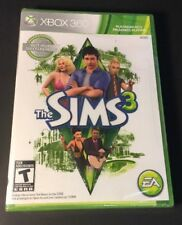 The Sims 3 (XBOX 360) NEW