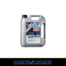 Nouveau 1x Liqui Moly 3841 SPECIAL Tec F ECO 5 w-20 huile de vidange 5 L (Eur 13,99/L)