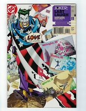 Joker : Last Laugh # 4 Of 6 Cover A NM DC 1st Print Batman 2001