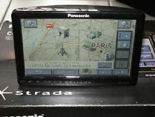 """Panasonic cn-gp50tc 5"""" écran appareil de navigation avec tmc top 1 an G."""