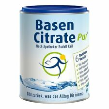MADENA BasenCitrate Pur Pulver - 216g