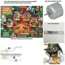 MR CHRISTMAS MICKEY'S CLOCK SHOP- REPLACEMENT PARTS-MOTOR REPAIR KIT