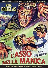 Dvd L'ASSO NELLA MANICA - (1951)  *** A&R Productions *** ..NUOVO
