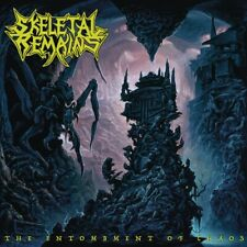 Skeletal Remains - Entombment of Chaos