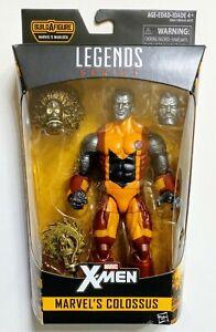 MARVEL LEGENDS COLOSSUS MARVEL LEGENDS X-MEN SERIES W/ WARLOCK BAF MISB!!