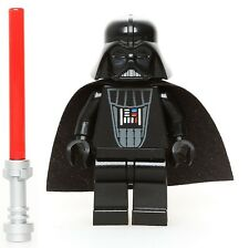 LEGO STAR WARS MINIFIGURE DARTH VADER CLASSIC VERSION RED LIGHTSABER 6211