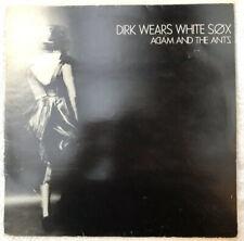 Adam & The Ants - Dirk Wears White Sox - Original Vinyl LP - RIDE3 - 1979