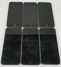 6 Untested AS-IS Verizon Apple iPhone 5s A1533 Smartphones - For Parts - LOT