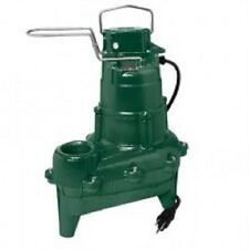 264-0002  N264 NEW ZOELLER SEWAGE EJECTOR PUMP LITTLE GIANT