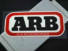 ARB 4X4 Accessories 4WD Car Truck Auto Body Window Glass Sticker Decal 16cm