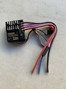 Vintage Tekin Titan Brushed ESC - New Old Stock
