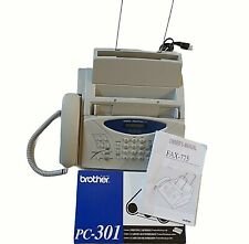 Brother Intellifax 775 Plain Paper Thermal Transfer Fax Machine Amp One Cartridge
