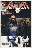 Punisher #12 (Mar 2001 Marvel [Knights]) Garth Ennis, Steve Dillon, Bradstreet D
