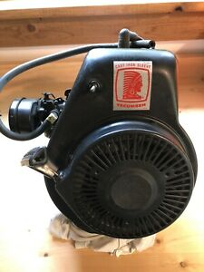 TECUMSEH TWO STROKE ENGINE AH600-1678p 4hp IN USED AS-IS CONDITION