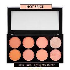 Makeup Revolution HOT SPICE  Pro Blush+Contour+Highlight-Palette-FREE SHIPPING