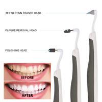 Détartreur dentaire sonique électrique détachant la gomme nettoyeur Ultra dents