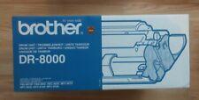 DR-8000 BROTHER DRUM UNIT BLACK