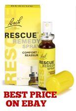 Bach Rescue Remedy Spray 20ml Best Price Expiry date April 2021
