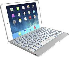 Zagg Abdeckung Mit Beleuchtet Bluetooth Tastatur für Apple IPAD Mini - Weiß