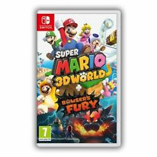 Super Mario 3D World + Bowser's Fury SWITCH *In Stock Now*