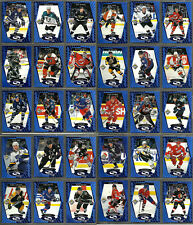 1998-99 UD CHOICE STARQUEST BLUE COMPLETE 30 CARD Insert Set Lot Gretzky Roy BV