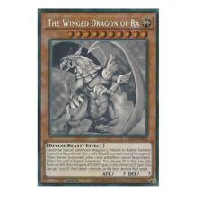 Yu-Gi-Oh!- The Winged Dragon of RA(Alt.Art) -LED7-EN000 -Ghost Rare -1st Ed-NM/M