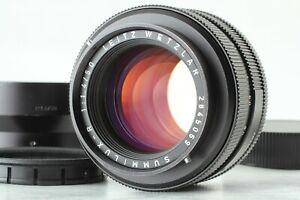 [MINT w/ Hood] Leica Leitz Wetzlar Summilux-R 50mm F1.4 3Cam From Japan 378