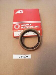 Amgauge Oil Seal  224820 (Same as National 224820) NOS