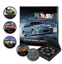 Holden Coin Set-5000 Made-Only 1 On Ebay-Limited Edition Set-HSV-Free Delivery !