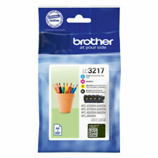 Brother LC3217VAL Ink Catridge Value Pack Black Cyan Magenta And Yellow