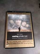 Saving Private Ryan (Dvd) Widescreen. Tom Hanks. Special Limited Edition #1552