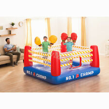 Intex Inflatable Jump-O-Lene 89 Inch Age 5-7 Play Boxing Ring Bouncer #48250